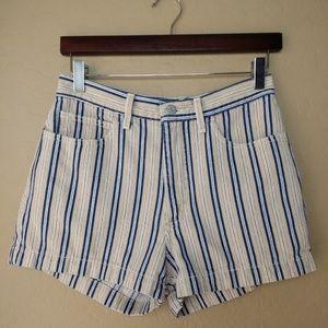 Vintage Guess High Rise Mom Denim Shorts